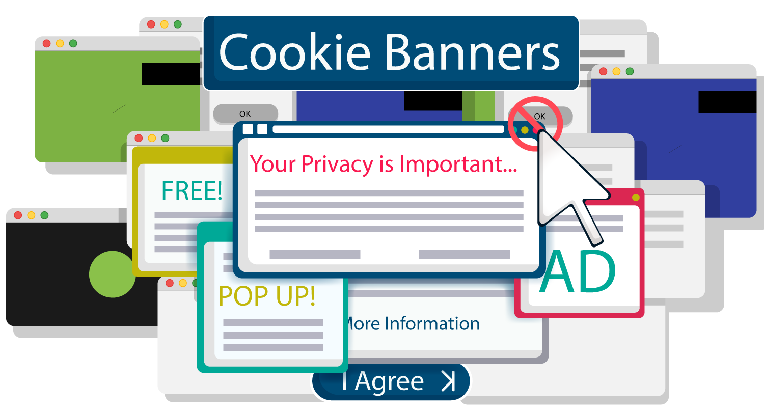 Why ADPC? Cookie Banners